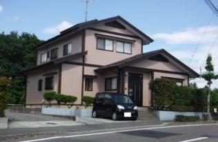 【屋根・外壁塗装】須賀川市 M様邸