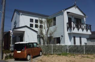 【屋根外壁塗装】 郡山市 K様邸