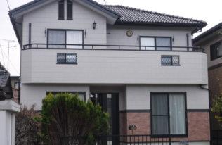 【いわき市】T様邸 外壁他塗装工事