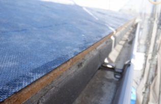 防水シート 敷設
