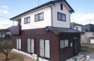 【屋根・外壁塗装】いわき市小名浜 S様邸