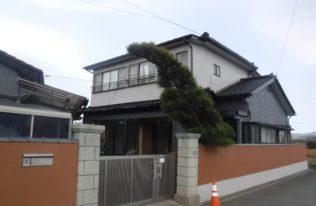 【いわき市】T様邸 屋根外壁他塗装工事