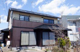 【福島市】O様邸 屋根外壁他塗装工事
