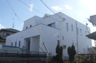 【屋根・外壁塗装】いわき市中央台 I様邸