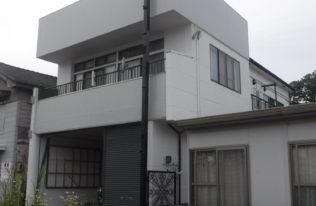【いわき市】K様邸 屋根外壁他塗装工事