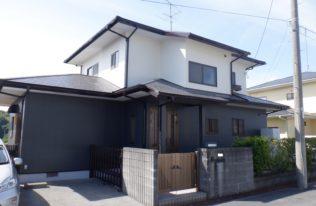 【いわき市】O様邸 屋根外壁他塗装工事
