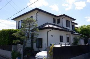 【福島市】H様邸 屋根外壁他塗装工事