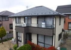 【福島市】 S様邸 屋根外壁他塗装工事