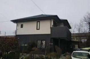 【郡山市】K様邸 屋根外壁他塗装工事