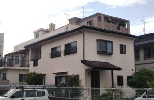 【郡山市】S様邸 屋根外壁他塗装工事