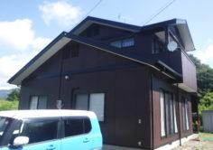 【屋根・外壁塗装】いわき市遠野町 N様邸