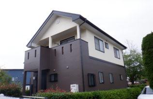 【伊達市】O様邸 屋根外壁他塗装工事