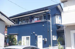 【福島市】K様邸 屋根外壁他塗装工事