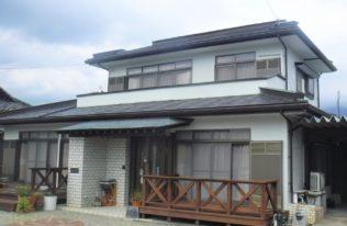 【いわき市】Y様邸 屋根外壁他塗装工事
