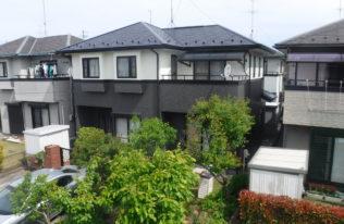 【郡山市】H様邸 屋根外壁塗装工事