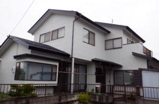 【郡山市】N様邸 屋根外壁他塗装工事