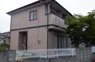 【いわき市】S様邸 屋根外壁他塗装工事
