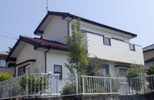 【いわき市】K様邸 屋根外壁塗装工事
