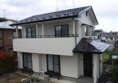 福島市 A様邸 屋根外壁他塗装工事