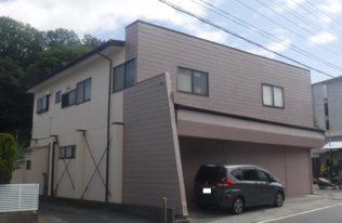 【いわき市】S様邸 外壁他塗装工事