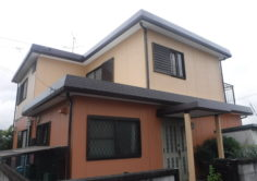 【屋根・外壁塗装】いわき市好間町 S様邸
