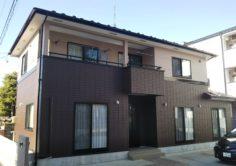 【郡山市】T様邸 屋根外壁付帯部塗装工事