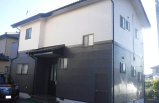 【いわき市】 T様邸 外壁他塗装工事