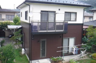 【福島市】 T様邸 屋根外壁工事