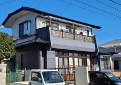 【いわき市】A様邸 屋根外壁他塗装工事