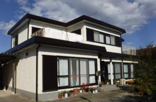 【塙町】N様邸 屋根・外壁塗装工事