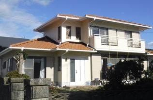 【いわき市】S様邸 屋根葺替外壁他塗装工事