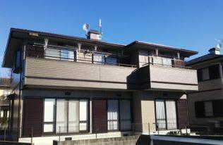 【いわき市】Y様邸 屋根他塗装・ベランダ張替工事