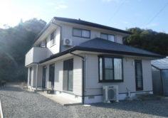 【いわき市】S様邸 屋根外壁他塗装塗装工事