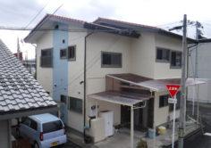 【福島市】K様邸 外壁塗装他工事