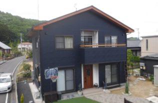 【西郷村】S様邸 屋根・外壁塗装工事