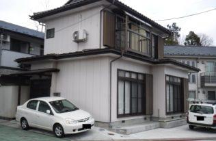 【郡山市】I様邸 屋根外壁付帯部塗装工事
