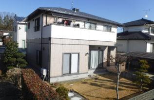 【郡山市】A様邸 外壁付帯部塗装工事