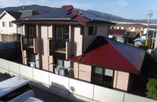 【伊達市】A様邸 屋根外壁塗装工事