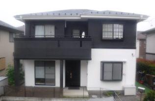 【伊達市】T様邸 屋根外壁他塗装工事