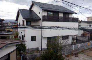 【福島市】W様邸 屋根外壁塗装工事