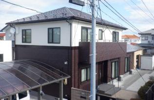 【伊達市】M様邸 屋根外壁他塗装工事
