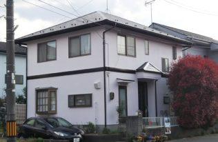 【郡山市】K様邸 屋根外壁塗装工事