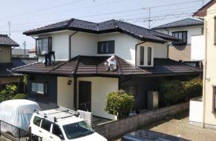 【郡山市】Y様邸 屋根外壁他塗装工事