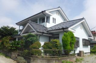 【大玉村】 S様邸 外壁付帯部塗装工事