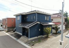 【本宮市】K様邸 屋根重ね葺き・外壁塗装