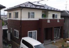 【郡山市】K様邸 屋根・外壁塗装工事