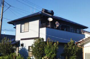 【郡山市】H様邸 屋根・外壁塗装工事