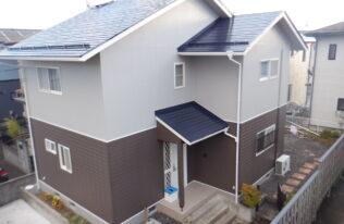 【郡山市】T様邸 屋根・外壁塗装工事