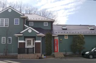 【白河市】M様邸 屋根・外壁塗装工事