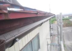 【福島市】K様邸 雨樋交換工事
